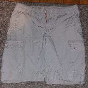 Men's cargo shorts!